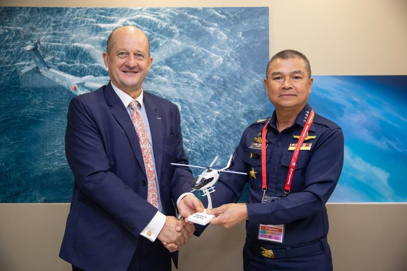 RTAF H135 Order [Airbus Helicopters] #1